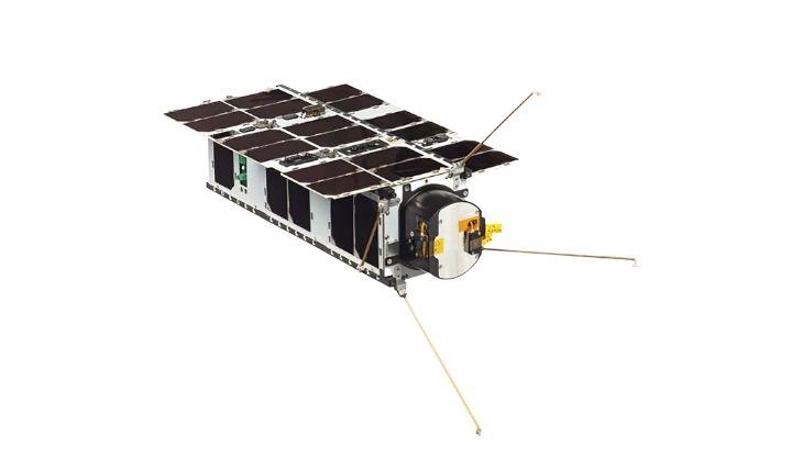 M3P - 3U Nanosatellite Bus image