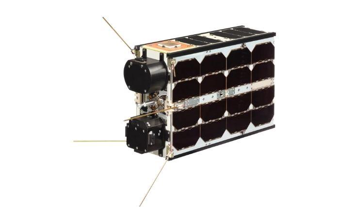 M6P - 3U Nanosatellite Bus image
