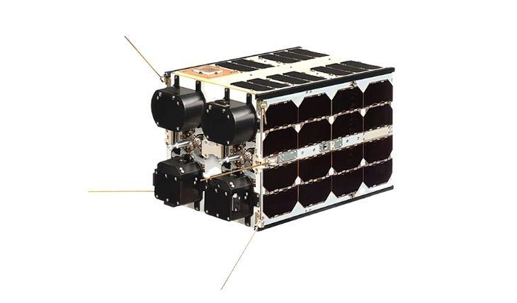 M12P - 12U Nanosatellite Bus image