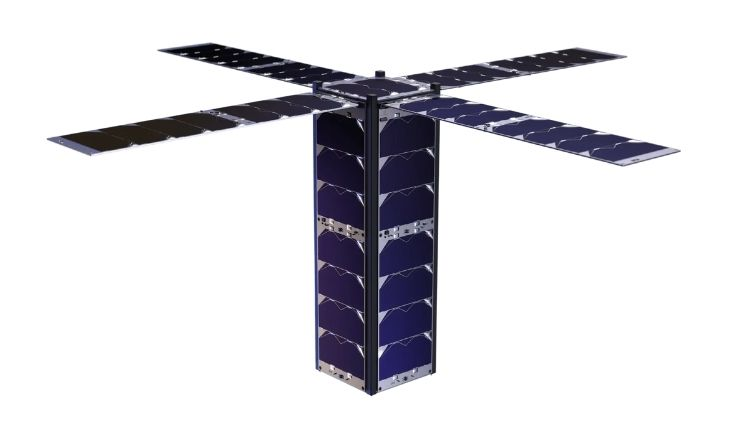 3U CubeSat Platform image