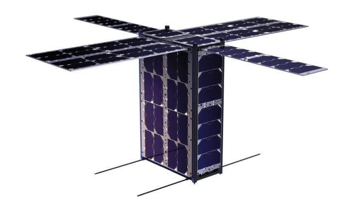 6U CubeSat Platform image