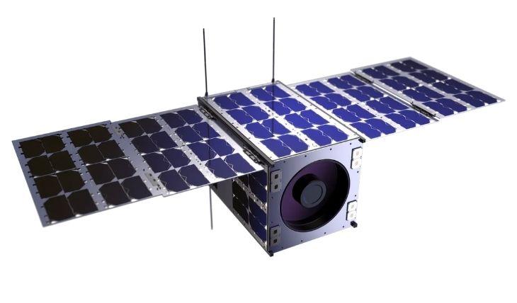 12U CubeSat Platform image