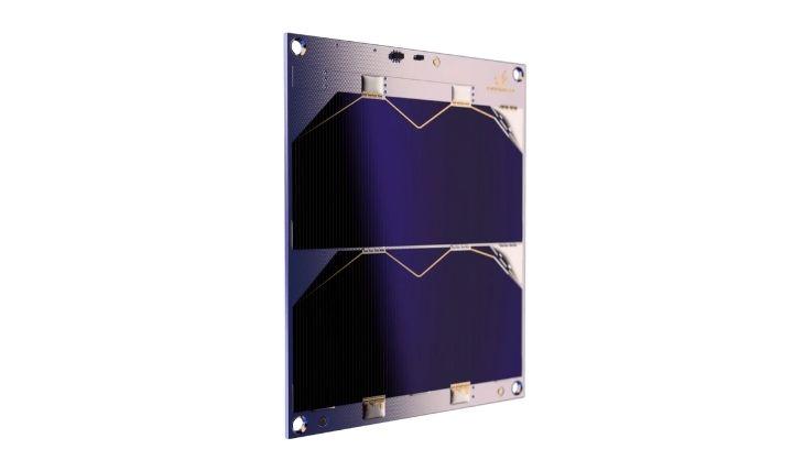 1U Solar Panel XY image