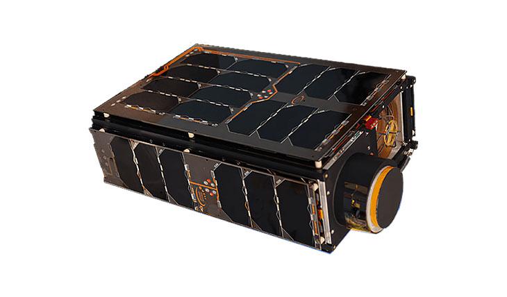 6U CubeSat Bus - Advanced image