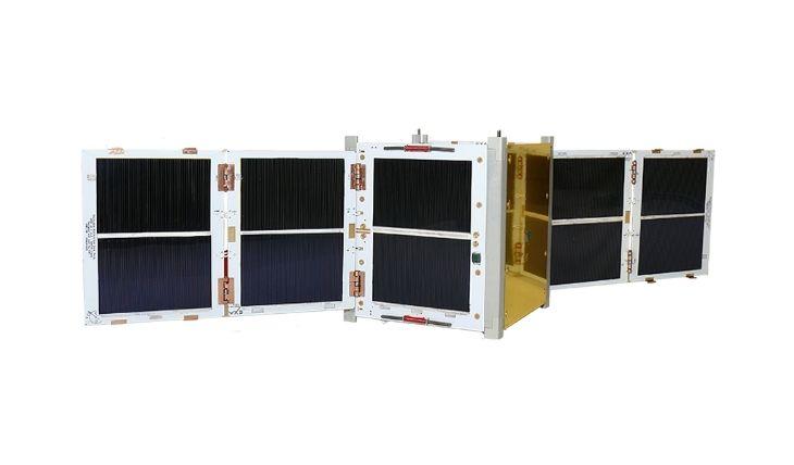 KRATOS 1U CubeSat Platform image