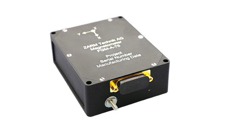 Hi-Rel Magnetometer FGM-A-75 image