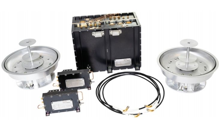 GEORIX Multi-Constellation Single-Frequency GNSS Receiver image