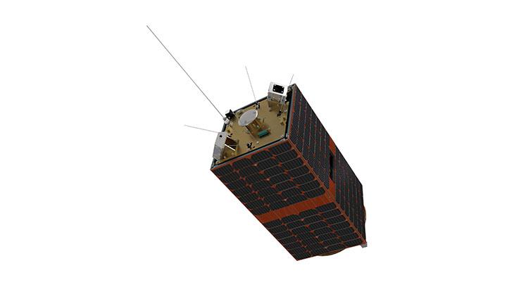 S-50 Microsatellite Platform image