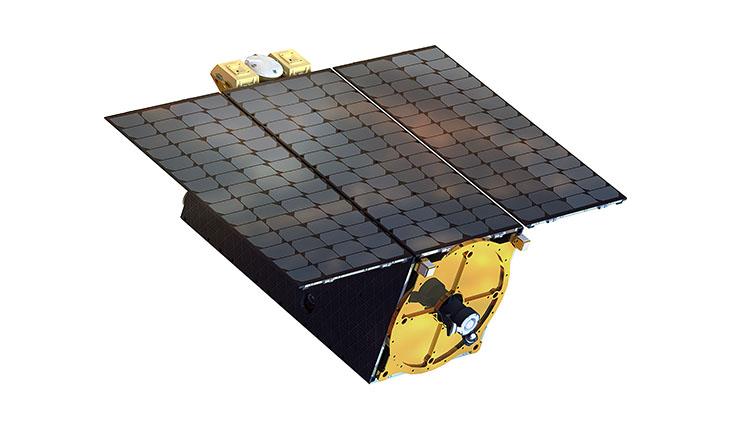 S-75 Microsatellite Platform image