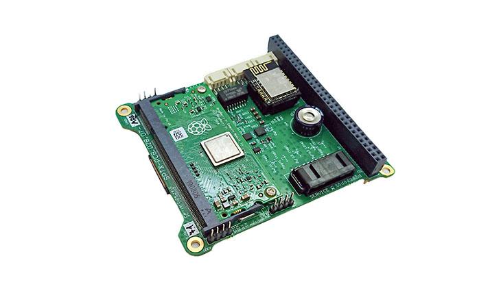SXC-MB-04 + Raspberry-Pi + Soft image