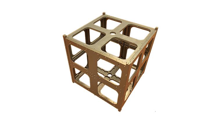 8-Unit CubeSat Structure image