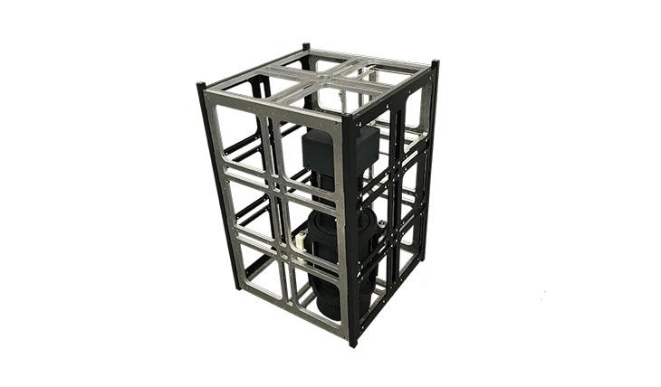 12-Unit CubeSat Structure image