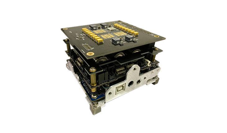 CubeSat Visible Light Communication Module image