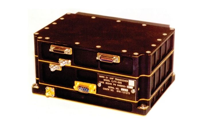 C-TT-505 UHF Command Telemetry Transceiver image