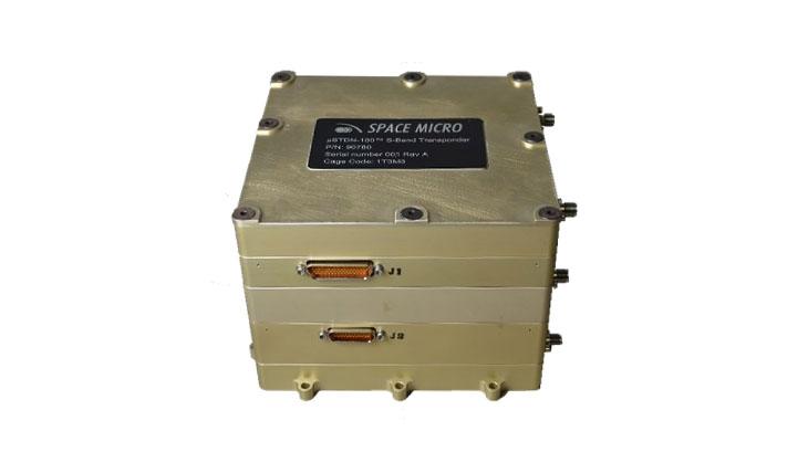 µSGLS-100 S-Band Transponder image