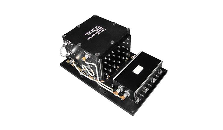 µSTDN-100 S-Band Transponder image