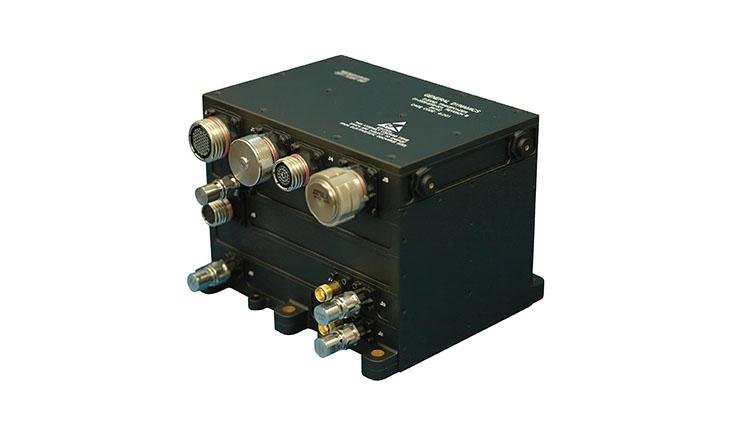 S-Band TDRSS - Deep Space Network Transponder image