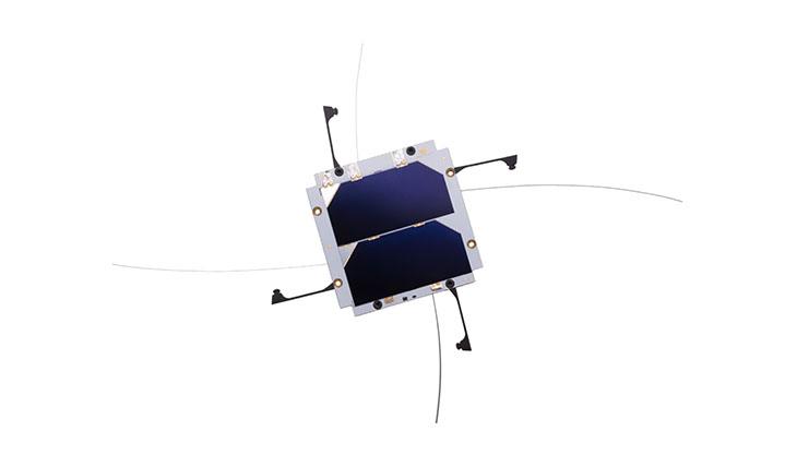UHF Antenna III + Solar Panel image