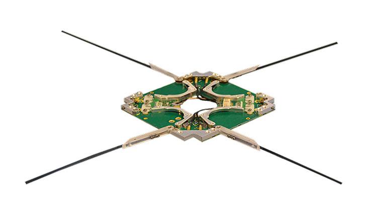 CubeSat Antenna System for 1U-3U image