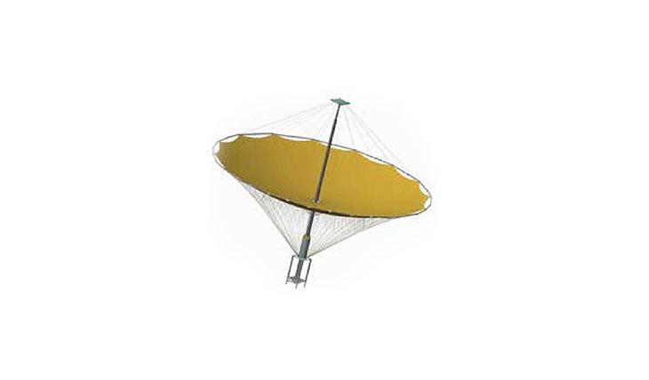 1m Ka-Band High Compaction Ratio Reflector Antenna image