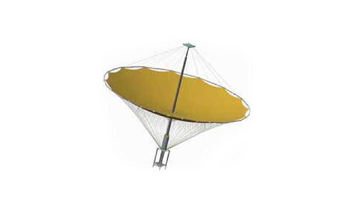 3m Ka-Band High Compaction Ratio Reflector Antenna image
