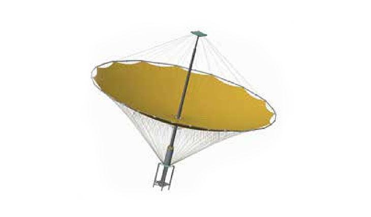 5m Ka-Band High Compaction Ratio Reflector Antenna image