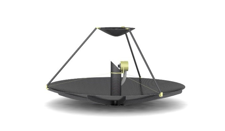 V and W Band Rigid Antenna image