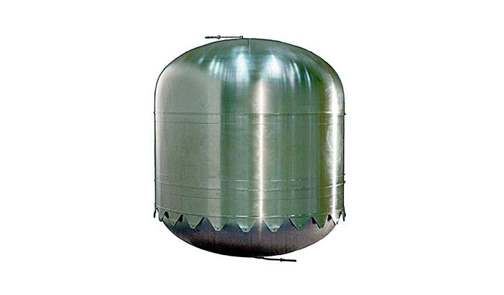 1450 Biprop Tank - OST 26-X image