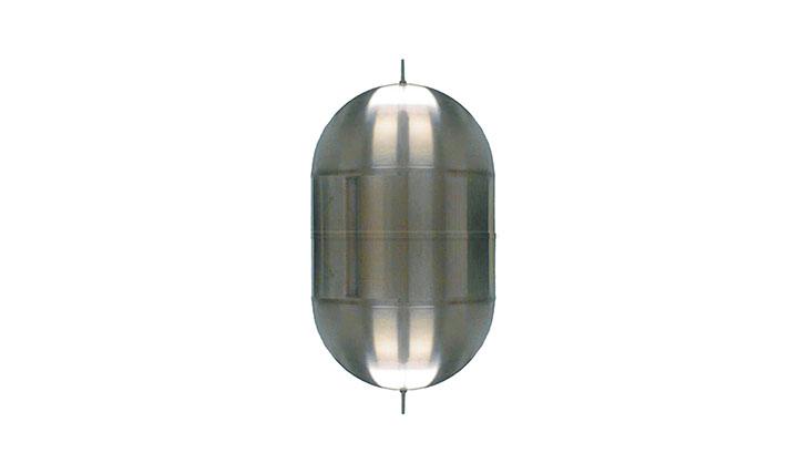 177 L Hydrazine Tank - OST 31-1 image
