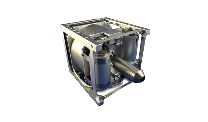 BGT-X5 1U CubeSat Green System image