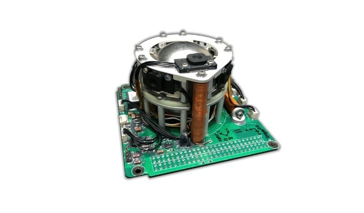 ADCS100 - Integrated ADCS with Reaction Sphere image
