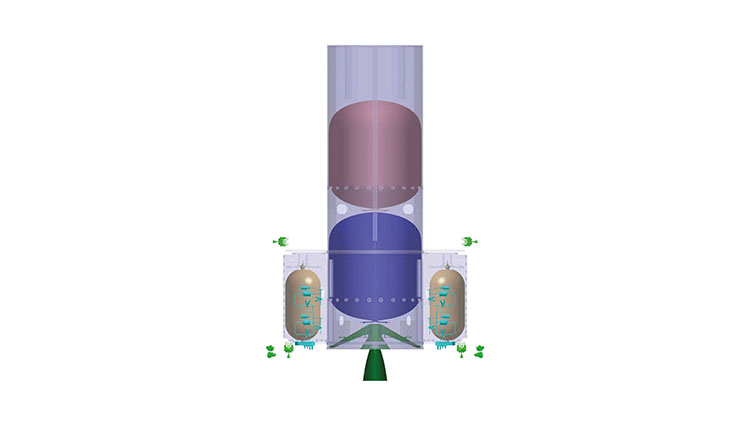 Bipropellant UPS B3 image