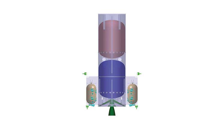 Bipropellant UPS C3 image
